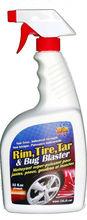 Não tóxico aro, pneu, alcatrão e bugs blaster