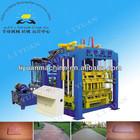 QT8-15 automatic concrete brick machine quotation format