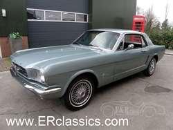 Ford Mustang 1965 V8 4700CC originally Holland delivered car