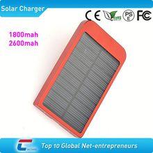 1800mah polysilicon solar portable charger for ipad
