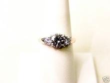 GIA CERTIFIED ROUND BRILLIANT DIAMOND 1.51 CT 4 PRONG SIDE 2 ROUND CUT DIAMOND .70 CT PLATINUM