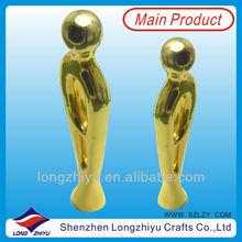 Wholesale sport medals and trophies trophy metal figures