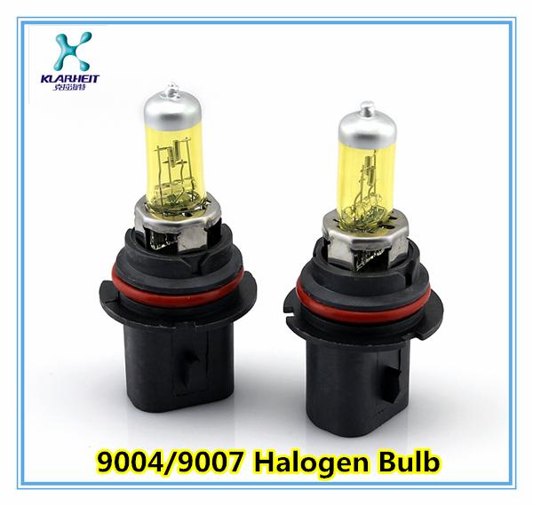 9004 12V 100W Halogen bulb headlights for trucks