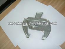 Alta resistencia Formowrk abrazadera con hierro o acero