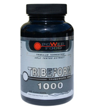 Power Food Bulgarian Tribulus Terrestris - Tribeform 1000
