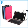 7'' Folio Stand Leather Case Cover USB Keyboard for 7'' 7 inch tablet w OTG-US