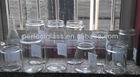Candy glass jar