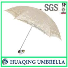 Fashion sun embroidery umbrellas