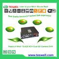 Intimo después de- servicio de venta& apoyo técnico! Ts-820 4ch real- tiempo de grabación mini móvil grabadora de vídeo digital