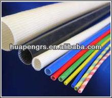 Resistencia al desgaste de acrílico manga de fibra de vidrio / pipa