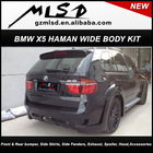 guangzhou factory HM style body kits for the bmw x5