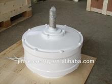 100 rpm baixa velocidade vertical alternador pmg/de energia eólica vertical magnético ac gerador 1kw/3kw/5kw/10kw
