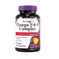 Flax/Borage/Omega-3 60 Sftgls