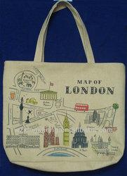 europe style alibaba top ten canvas bag large canvas bag