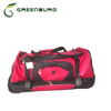 Red Sport New Travel Bag