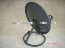 ku band dish antenna satellite