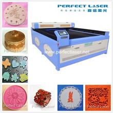 Wood / MDF / Acrylic / Organic Glass non metal CO2 Wall Mounted Advertising Display Laser Cutting Machine