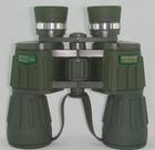 High-quality military marnie Binocular Day And Night Vision Amry Green Binoculars Telescope Folding Jumelles 10X50