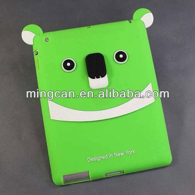 New design mouse Ipad silicon case
