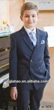 Classical fashion design boys dress coat tails