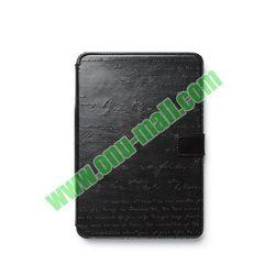 New Arrival Original Hot Zenus Case Note Style Genuine Leather Case for iPadmini Retina