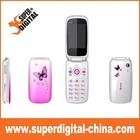 wholesale 2.4 inch colorful flip celular S888