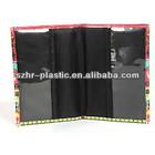 Fabric Airport Travel Passport Cover