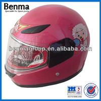 Kids Plastic Motorcycle Helmet,Motorcycle Kids Safty Helmet Factory Wholesale !