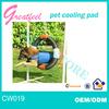 cool gel pet pad for 2014 dog'summer