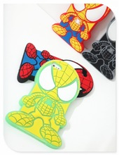America HeroThree-dimensional spider-man Cover Case For iPhone4/5S