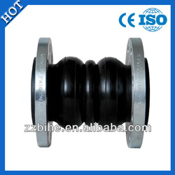 Single sphere GJQ-DF flexible rubber joint