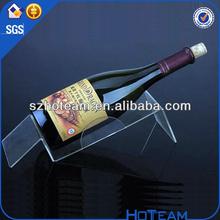 hot clear acrylic liquor bottle holder /display