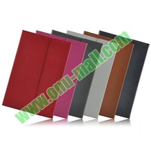 Factory Price Leather Linings for Breathability Leather Stand Case for Microsoft Surface Pro