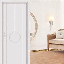 solid wood entrance door(YFM-8042)