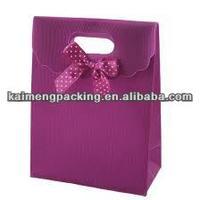 new design plastic gift bag