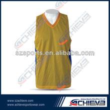 custom design team mens basketball tops wholesale