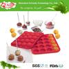 Advanced Non Stick 20 Cavitys Silicone Hard Candy Molds