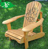 Wooden comfortable reclining chairs