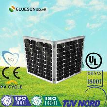 25 years warranty 140w folding solar panel