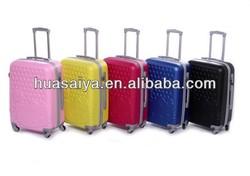 Sanrio Hello Kitty PC ABS luggage trolley bag for girl