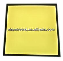Energy saving indoor 600*600 led rgb pannel light