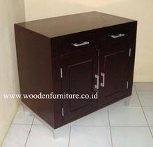 Teak Minimalist Side Board Teak Minimalist Cabinet Teak Wood Home Furniture Teak Indoor Furniture Solid Teak Wood Buffet