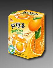 Japanese Cherry Blossom Orange Black Tea