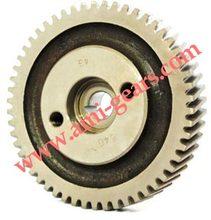 custom made gears and shafts