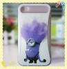3d despicable me minions silicone rubber case for iphone4,For iphone4 and 4s factory mobile phone bumper case