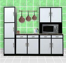 Steel Kitchen Set 3pc