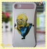 Despicable me Minions mobile phone case for Iphone4 for Iphone 4S