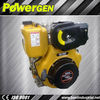 Top Seller!!!Powergen Single Cylinder Motorcycle 10hp Diesel Engine