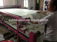 large size heat transfer press machine