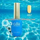 Sea Coral long curve nail art tips